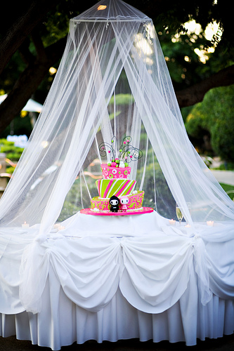 Cake Canopies - The Wedding Planners Blog & Whatu0027s