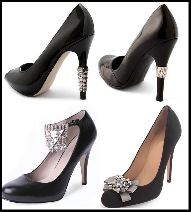 Shoe bling