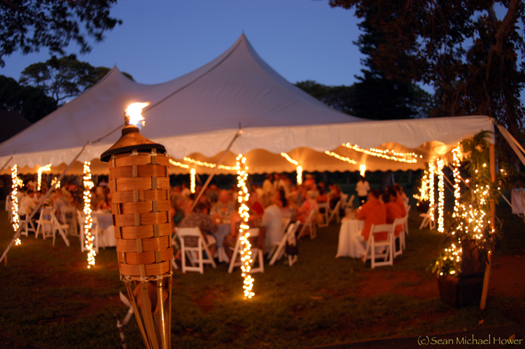 Lighting Ideas For Your Outdoor Wedding