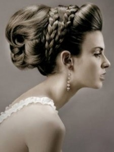 Bridal braid classic
