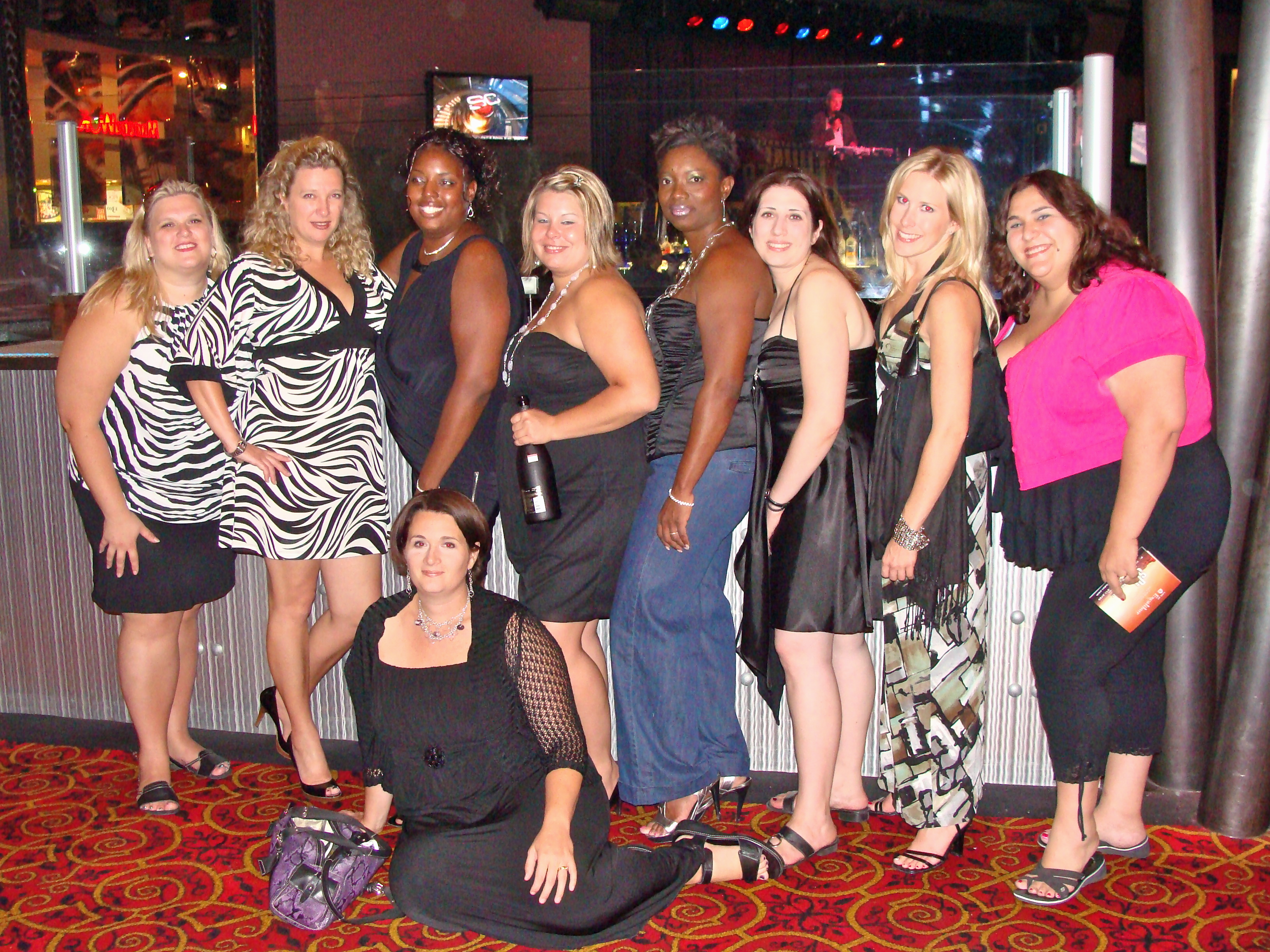 las vegas bachelorette ideas - the wedding planners blog
