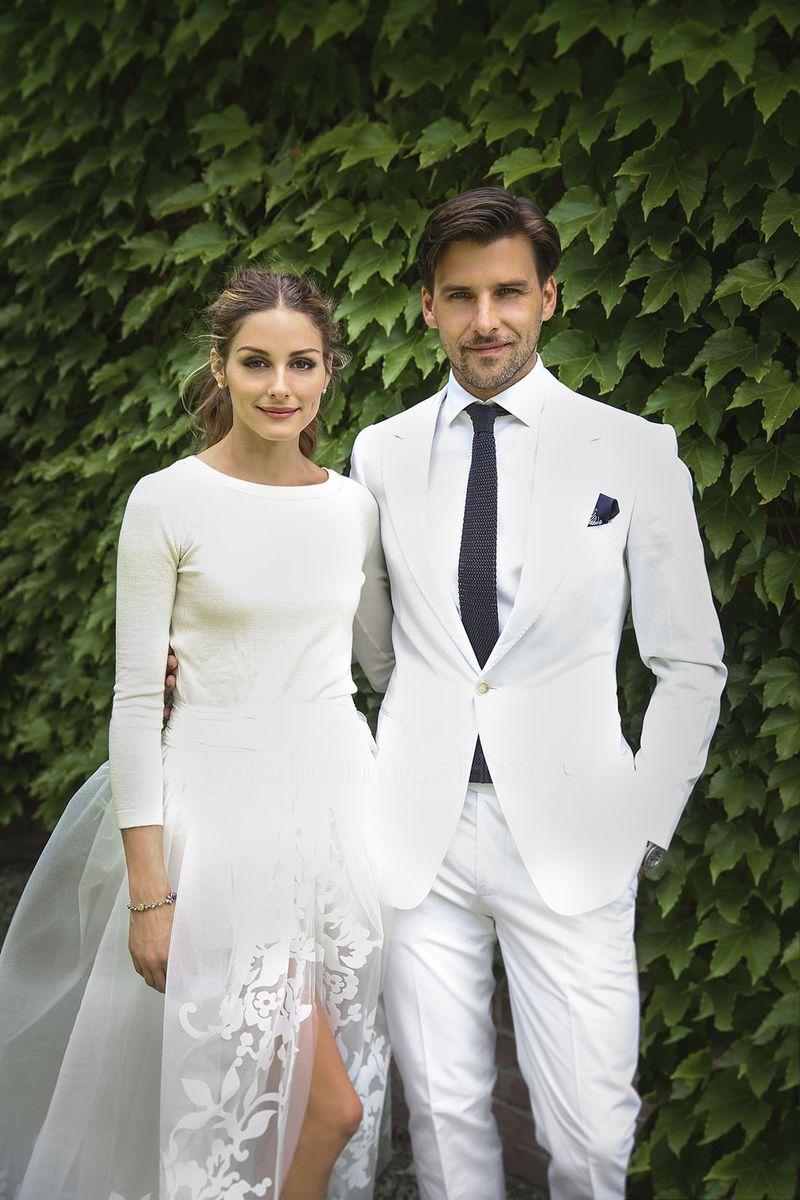 Wedding dress with shorts